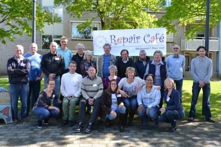 Team RepairCafe Hilversum