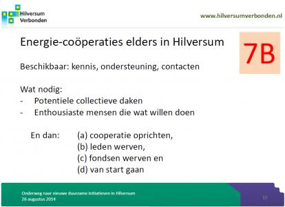 presentatie duurzaam hilversum 26 aug - sheet 12