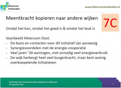 presentatie duurzaam hilversum 26 aug - sheet 13