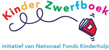 kinderzwerfboek logo