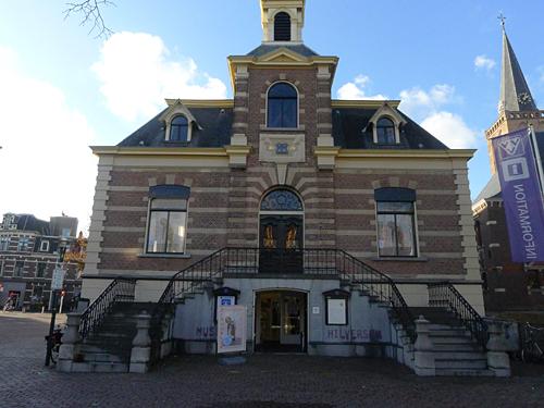 Museum Hilversum foto van internet