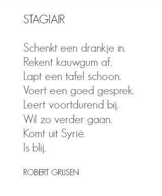Stagiair - Robert Grijsen 8juli